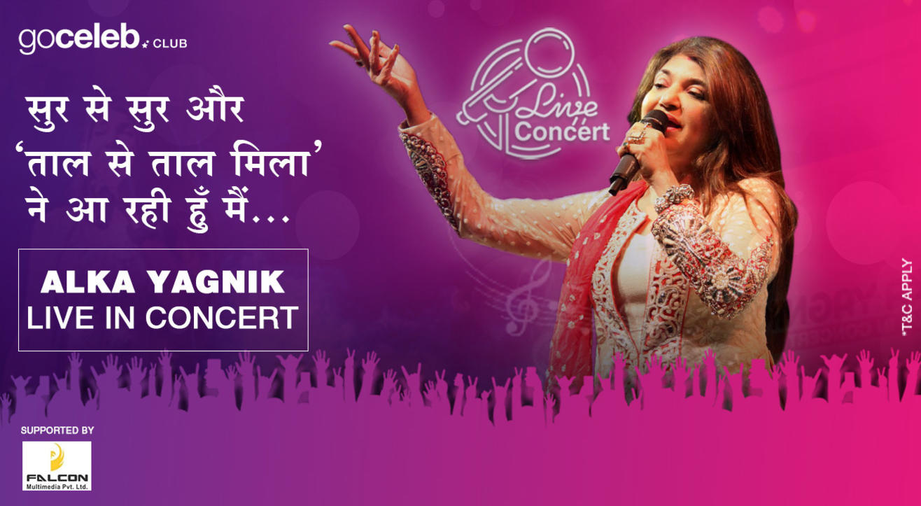 Alka Yagnik Live in Concert