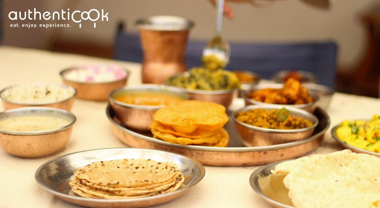 Authenticook presents the Aromas of Gujarat