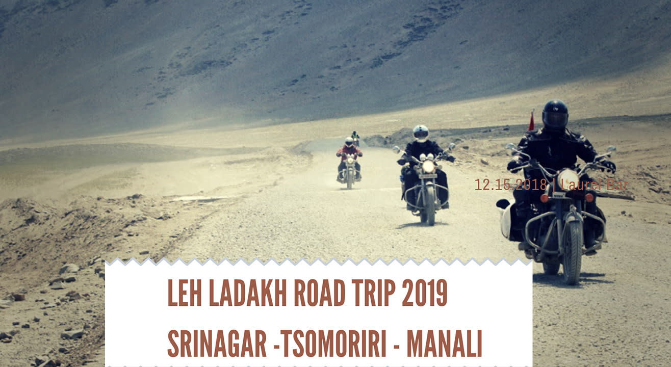 Leh Ladakh Road Trip 2019 | 99 Hikers