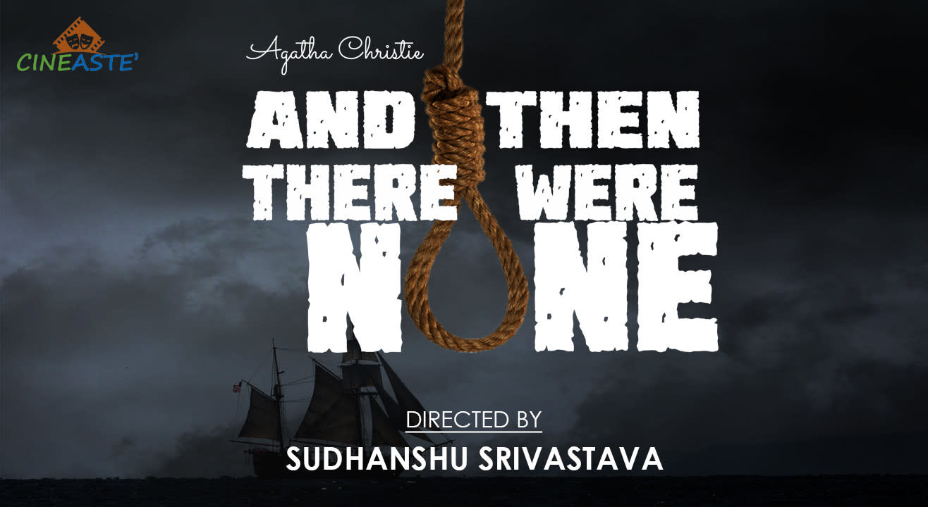 And Then There Were None - Thriller play