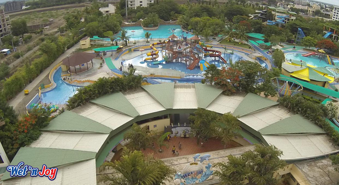 WetnJoy Water Park Shirdi