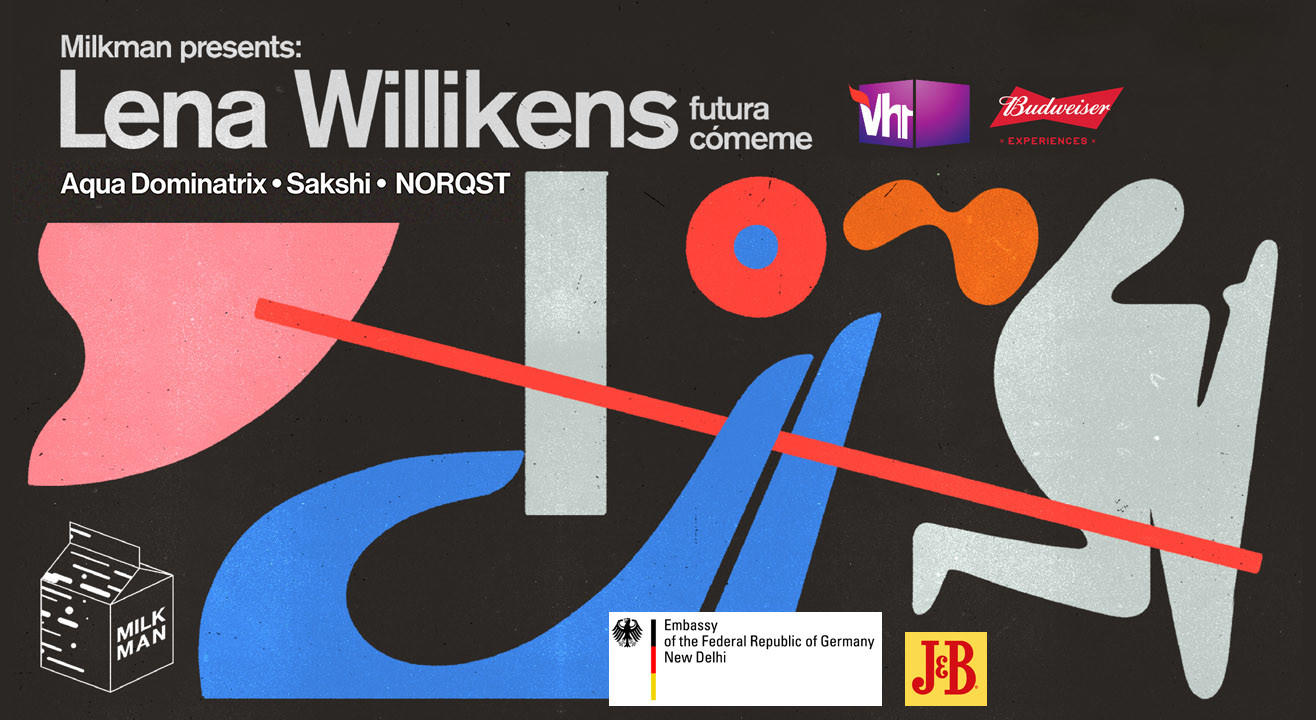 Milkman Presents: Lena Willikens | Mumbai