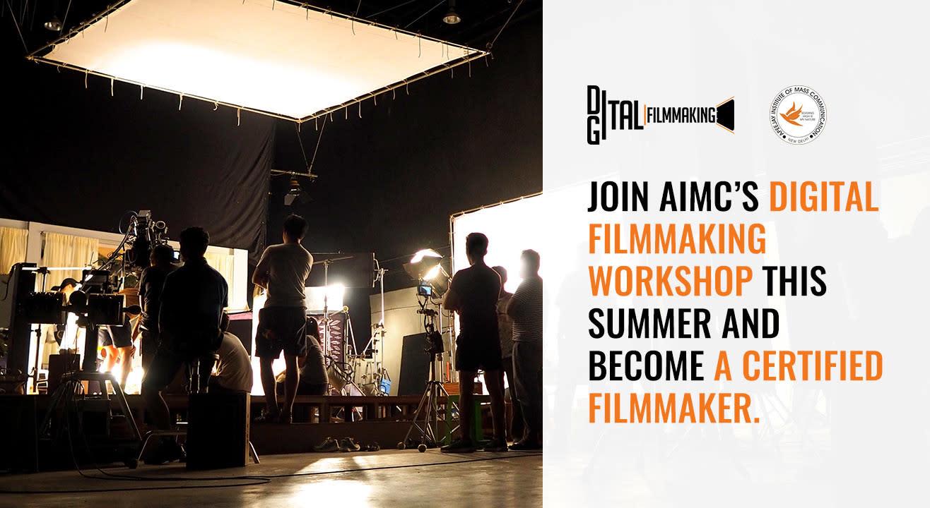 AIMC Film-making Weekend Workshop