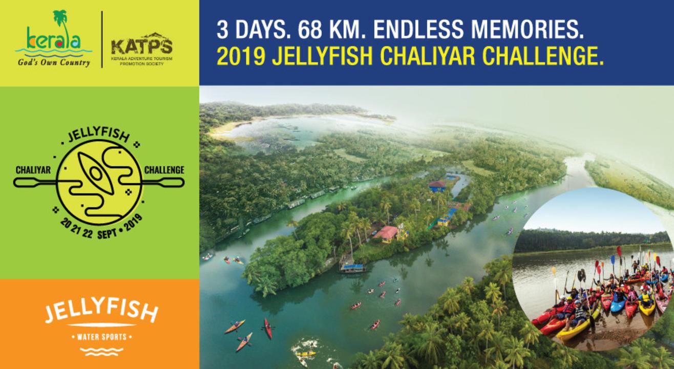 Jellyfish Chaliyar Challenge