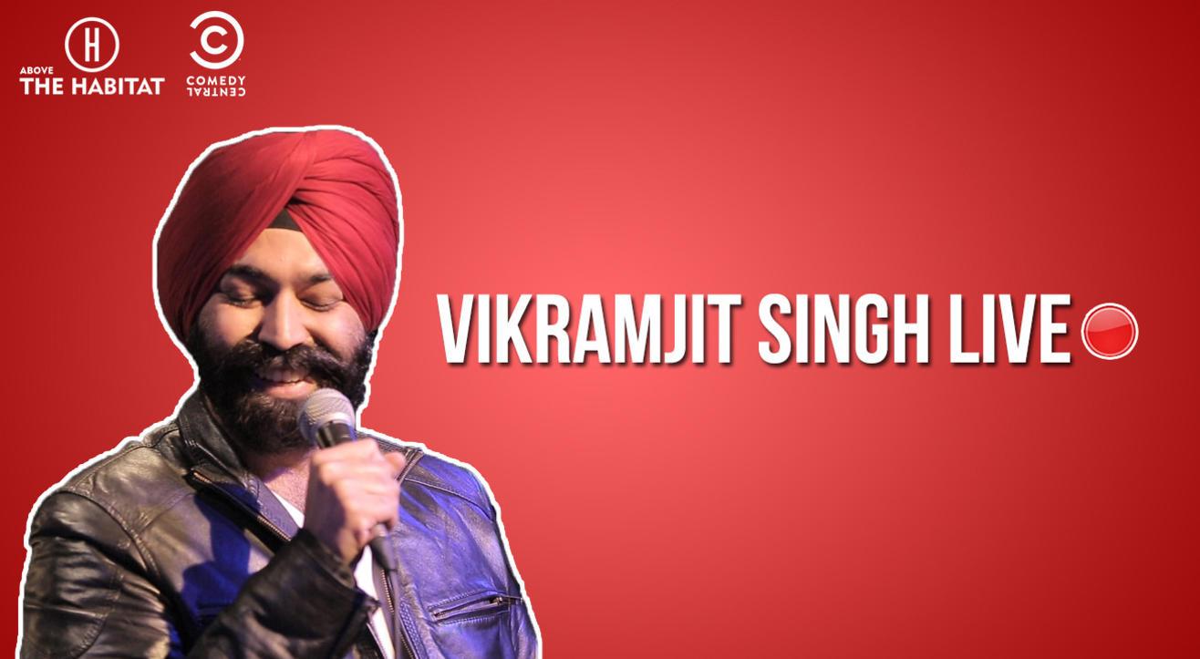 Vikramjit Singh LIVE
