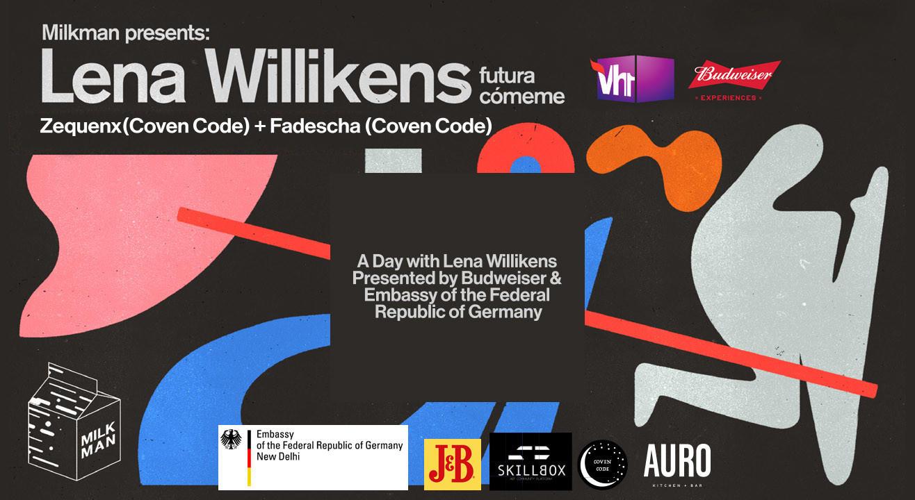Milkman Presents: Lena Willikens | Delhi