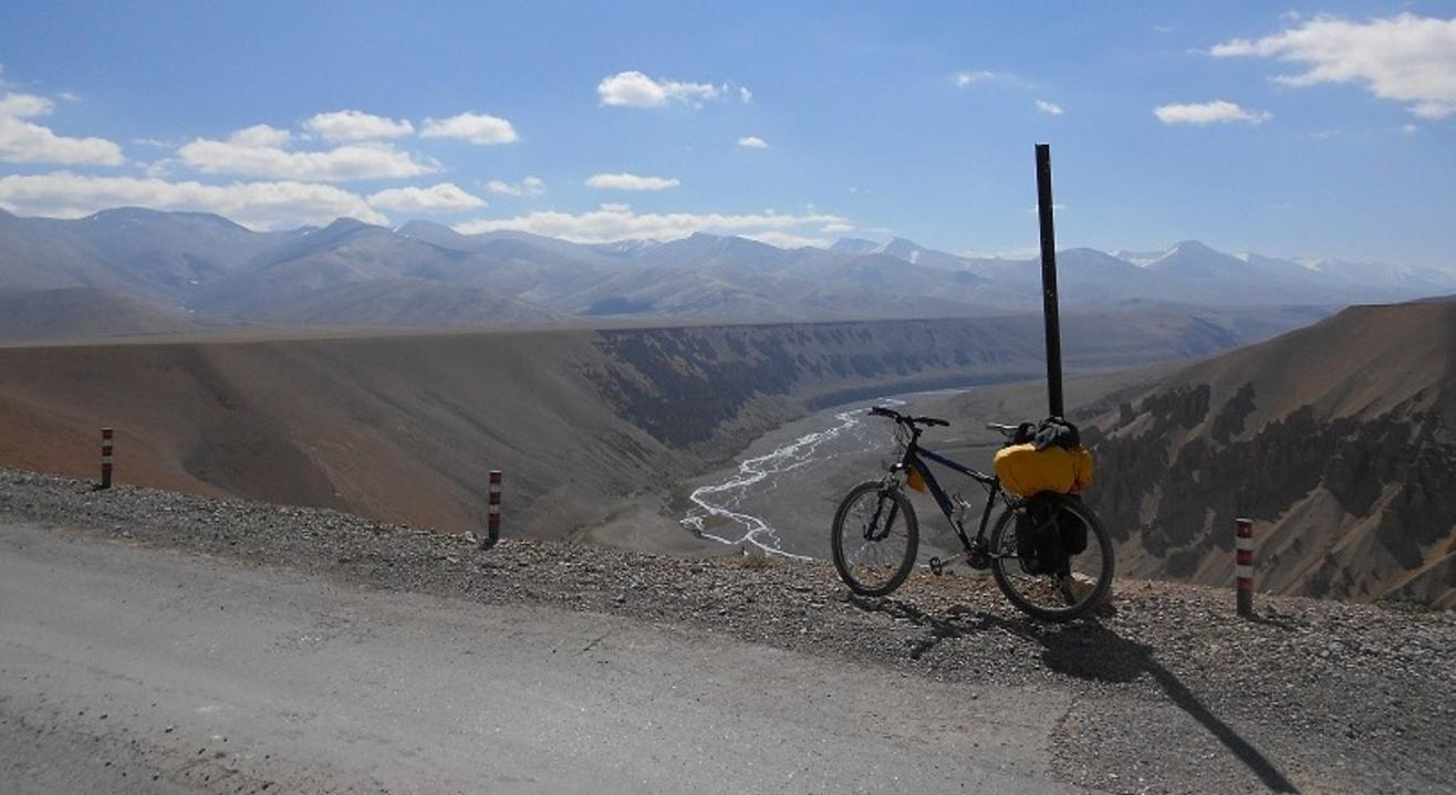 National Mountain Cycling cum Training Expedition Leh – 2019 | YHAI