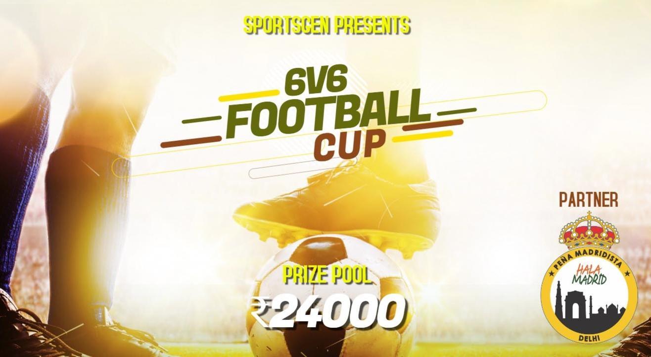 6v6 Football Cup