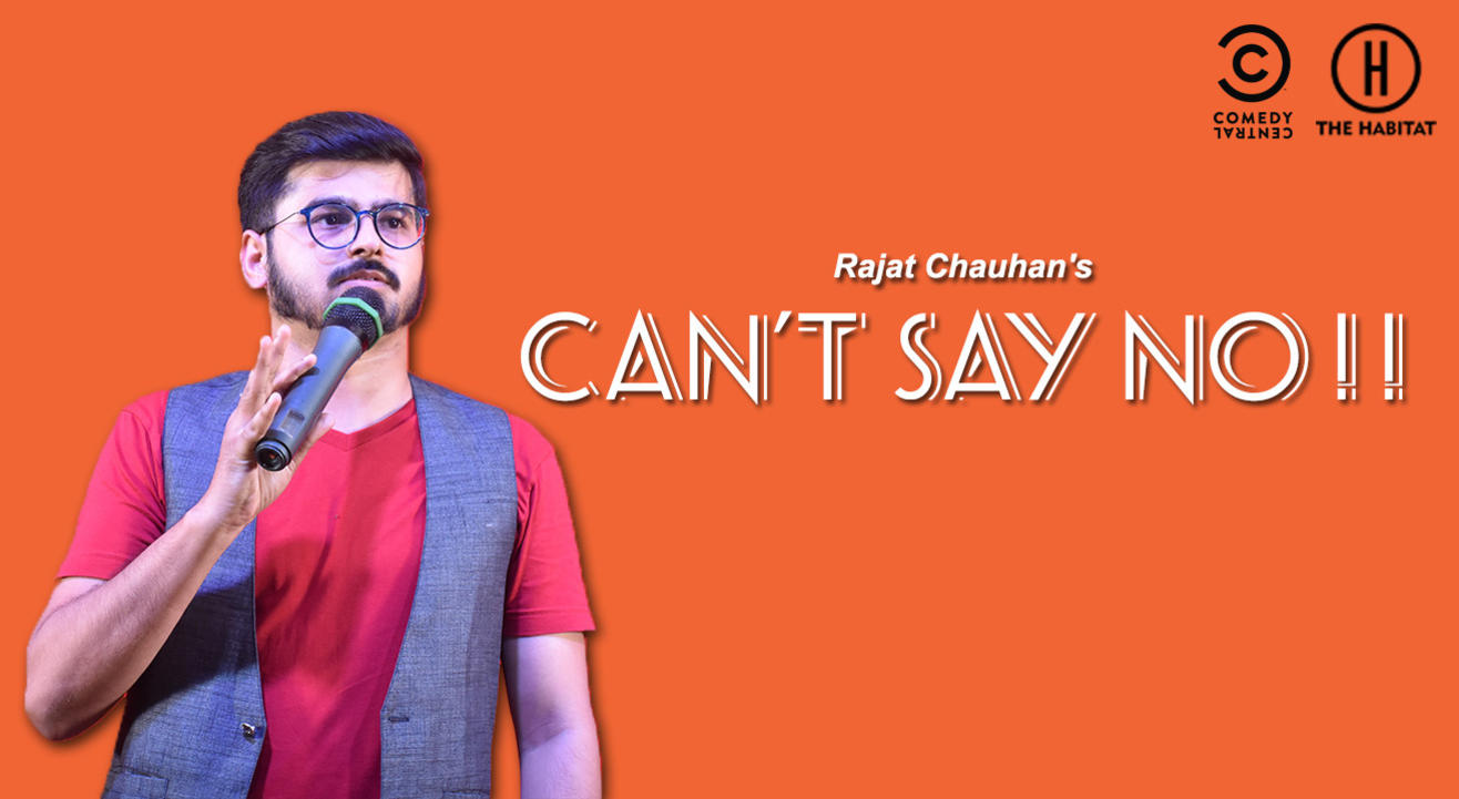 Rajat Chauhan: Can't Say No!