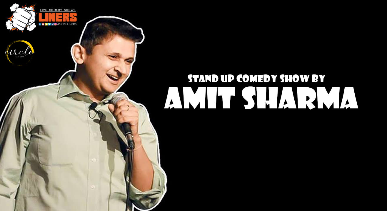 Punchliners Standup Comedy Show ft Amit Sharma