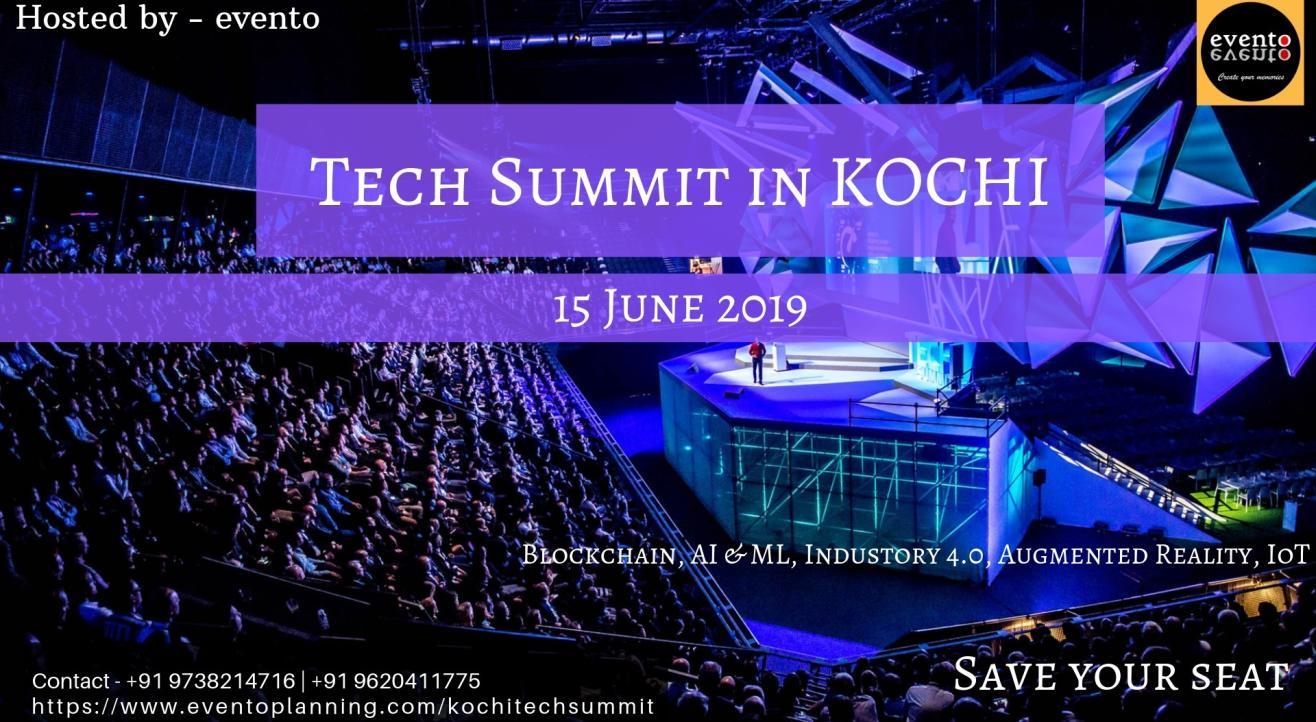 Kochi Tech Summit 2019