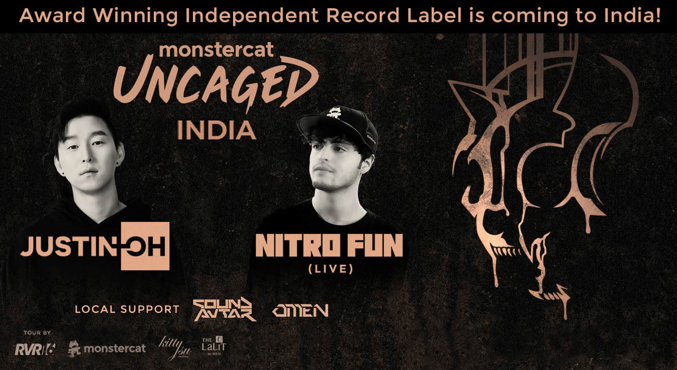 Monstercat Uncaged India