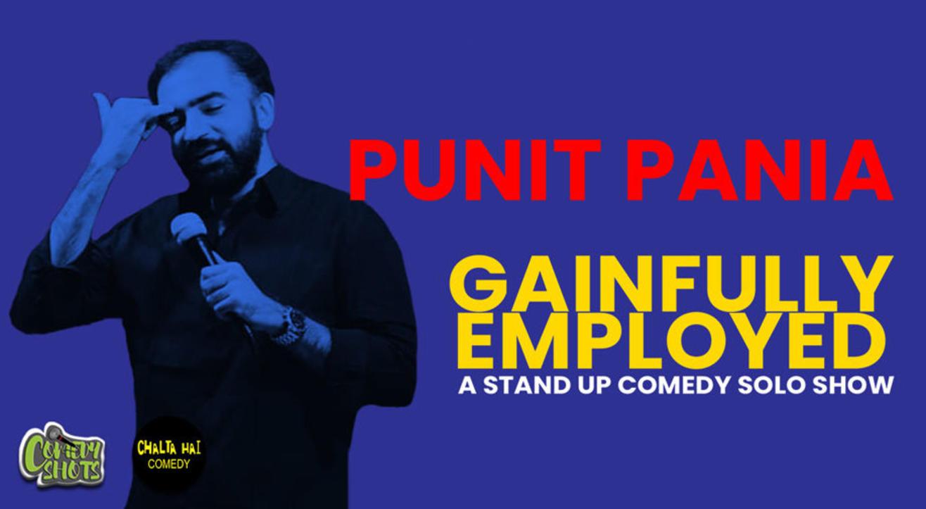 Gainfully Employed - Punit Pania