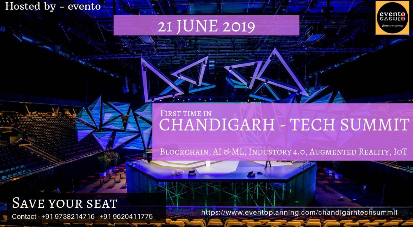 Chandigarh Tech Summit 2019