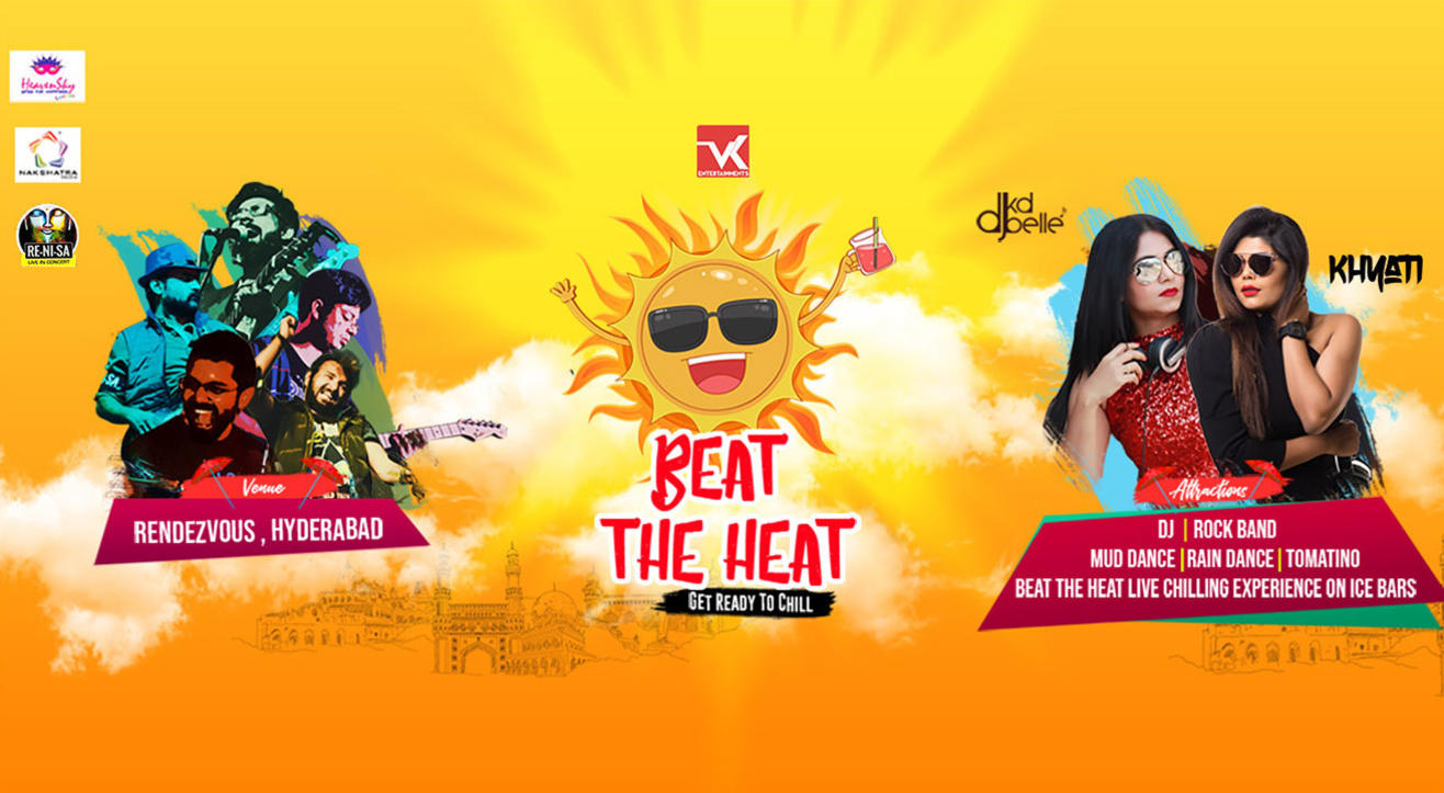 Beat The Heat  (Get Ready To Chill)
