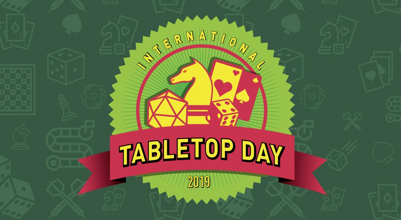 International Board Game Day 2019