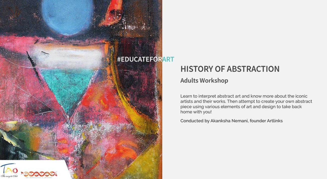 History of Abstraction