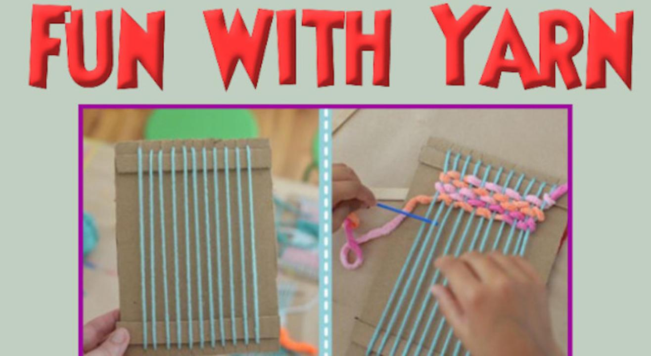 Fun with Yarn