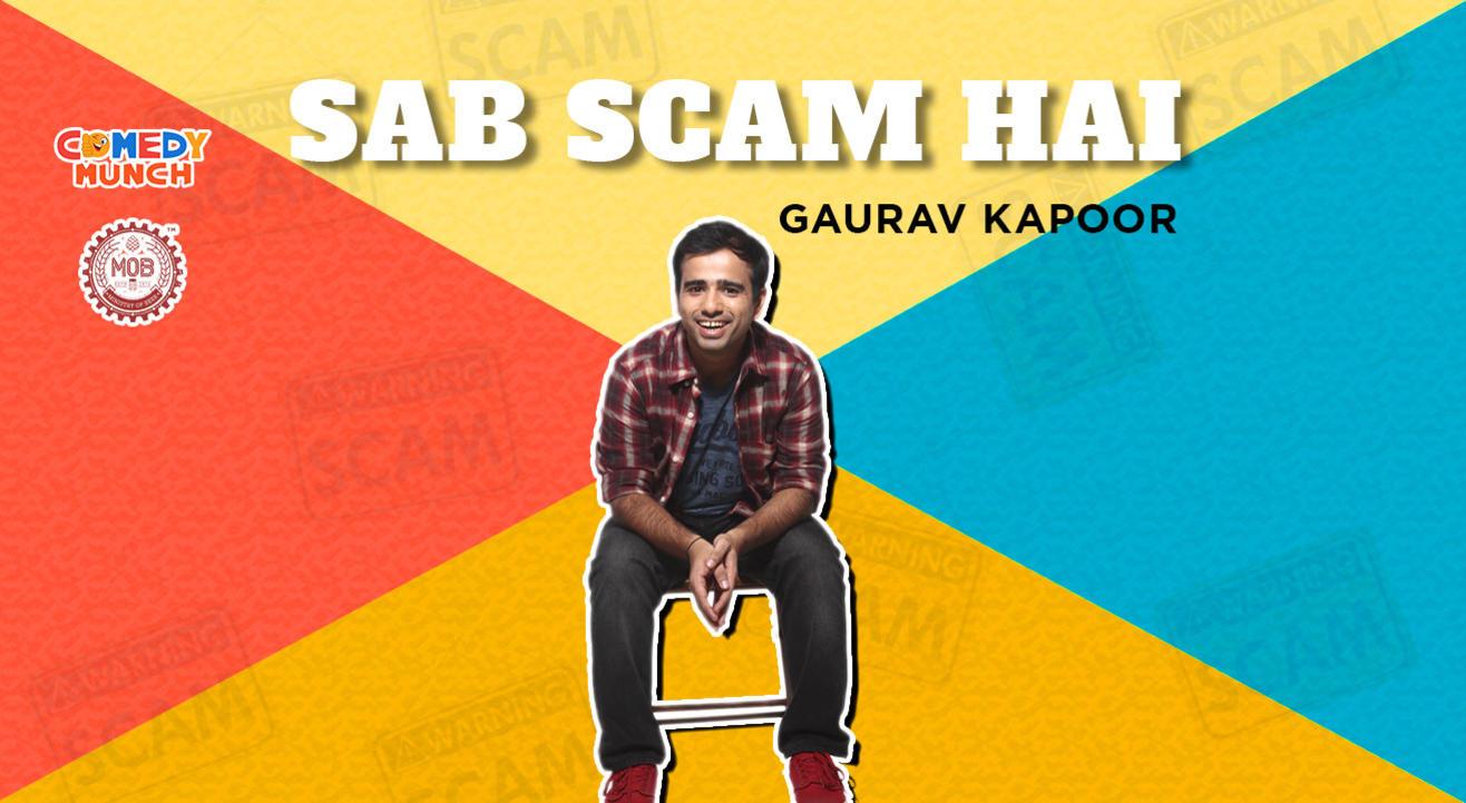 Sab Scam Hai by Gaurav Kapoor