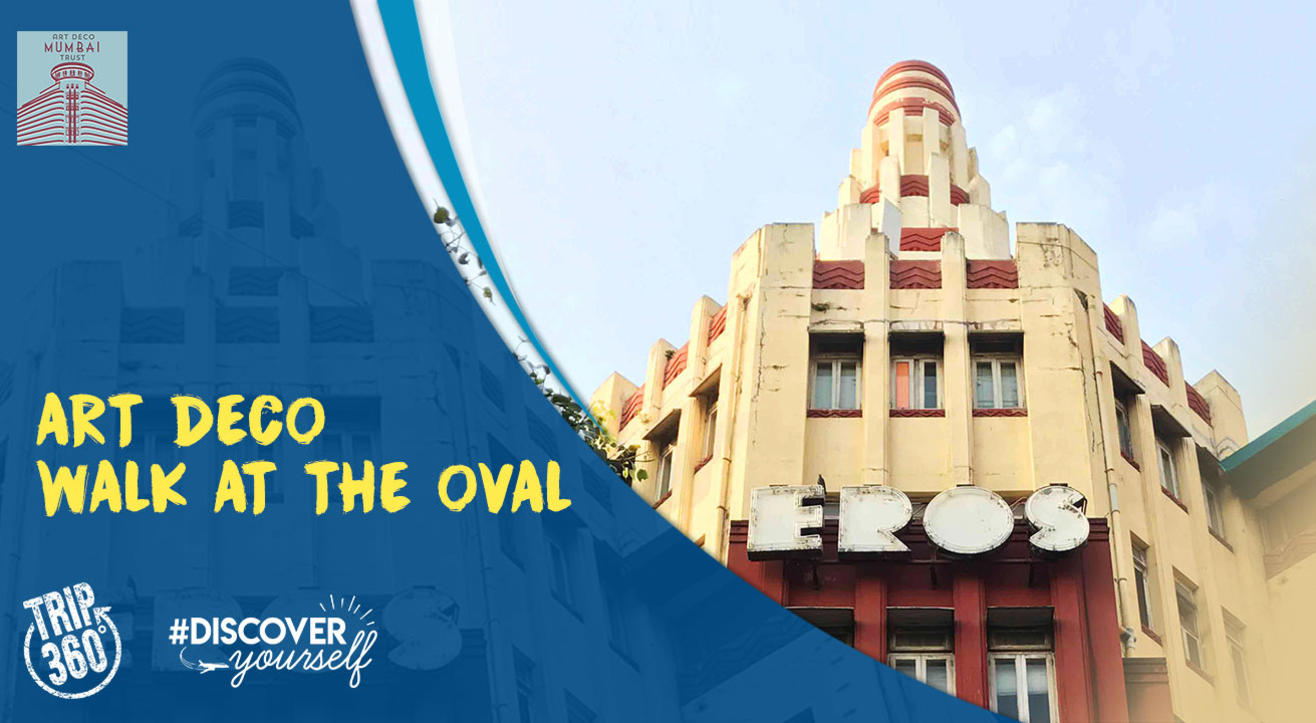 Art Deco Walk at the Oval