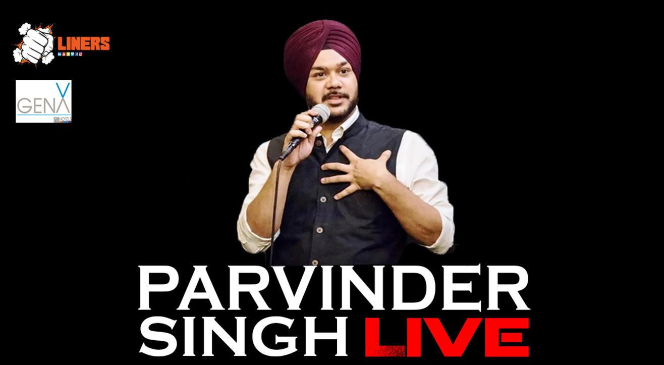 Punchliners Standup Comedy Show ft Parvinder Singh