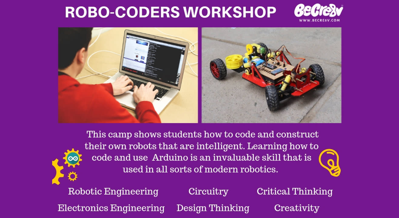 Robocoders Workshop