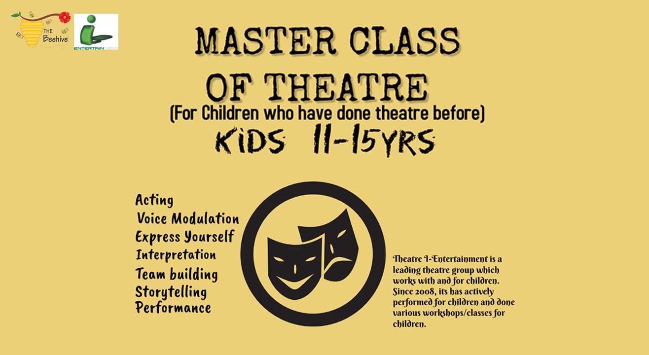 Master Class of Theatre