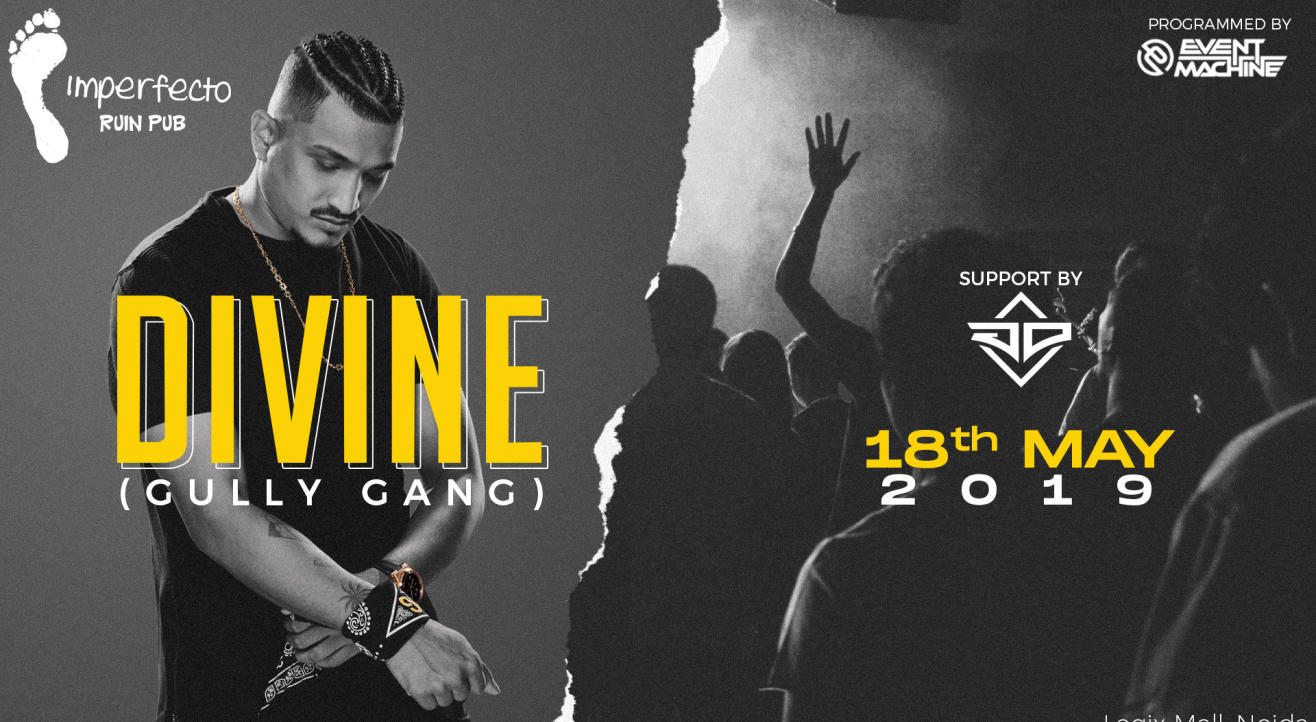 Divine (Gully Gang) Live In Concert | Imperfecto Ruin Pub