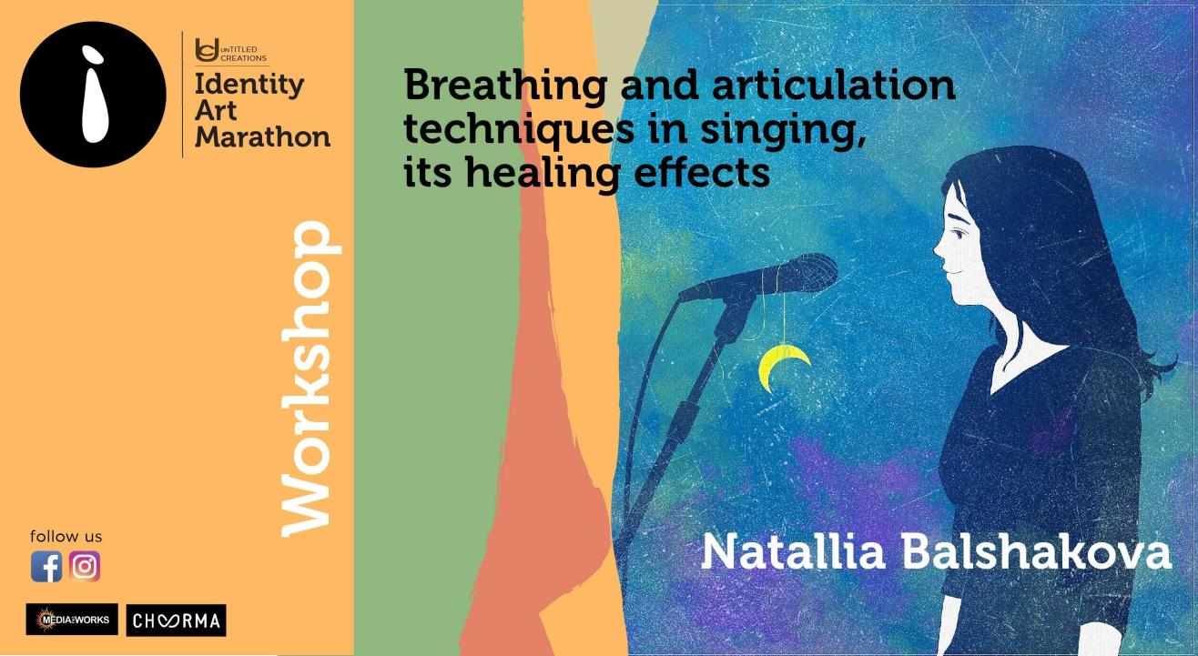 Breathing and articulation techniques in singing, its healing effects