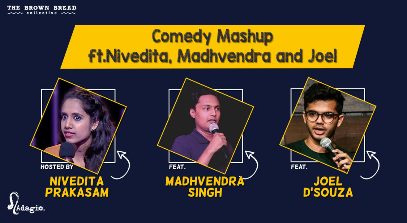 Comedy Mashup ft.Nivedita, Madhvendra and Joel