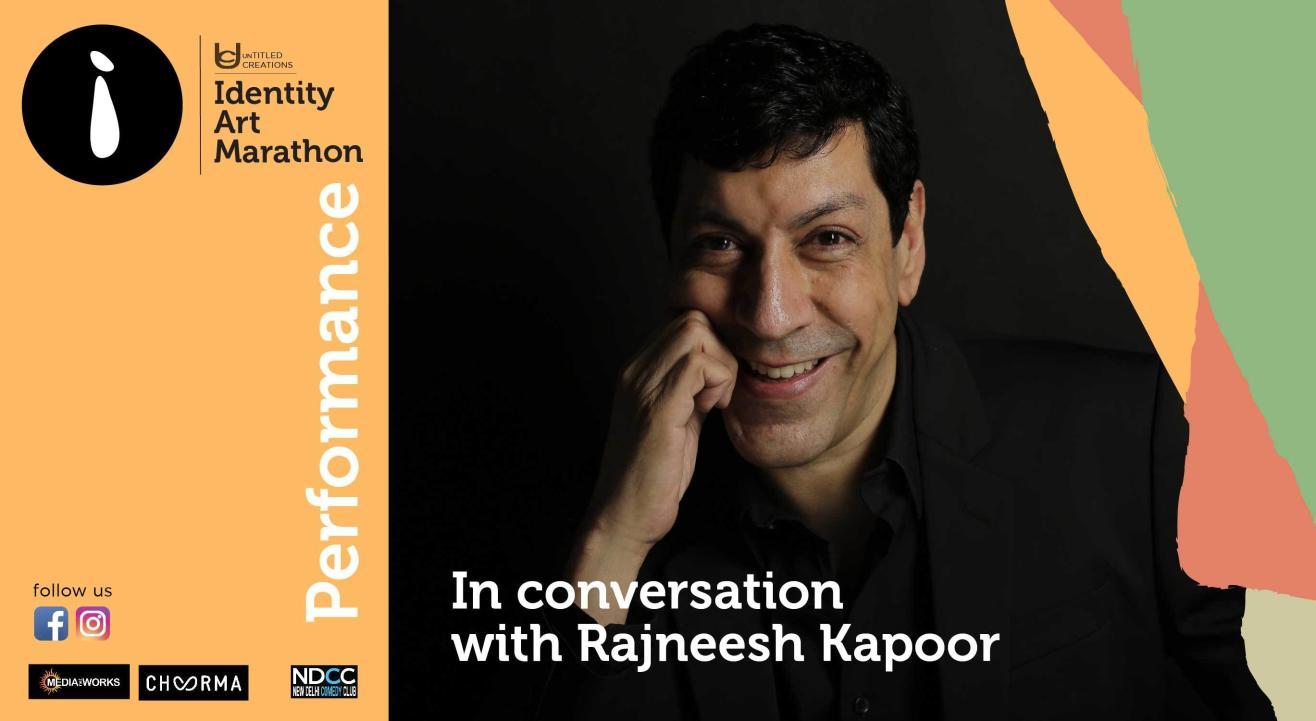 In conversation with Rajneesh Kapoor