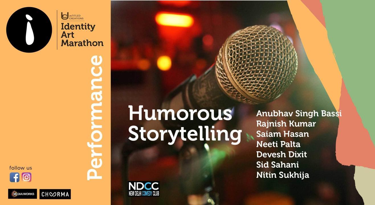 Humorous Storytelling