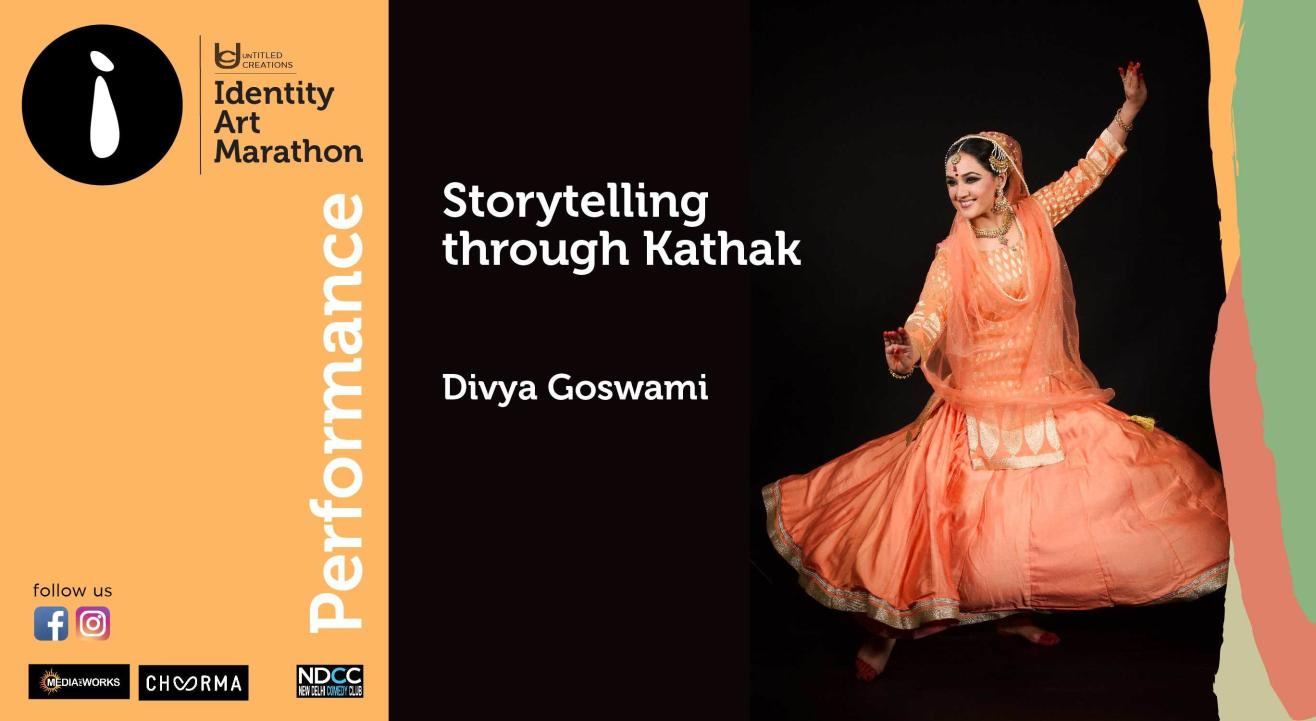 Storytelling through Kathak
