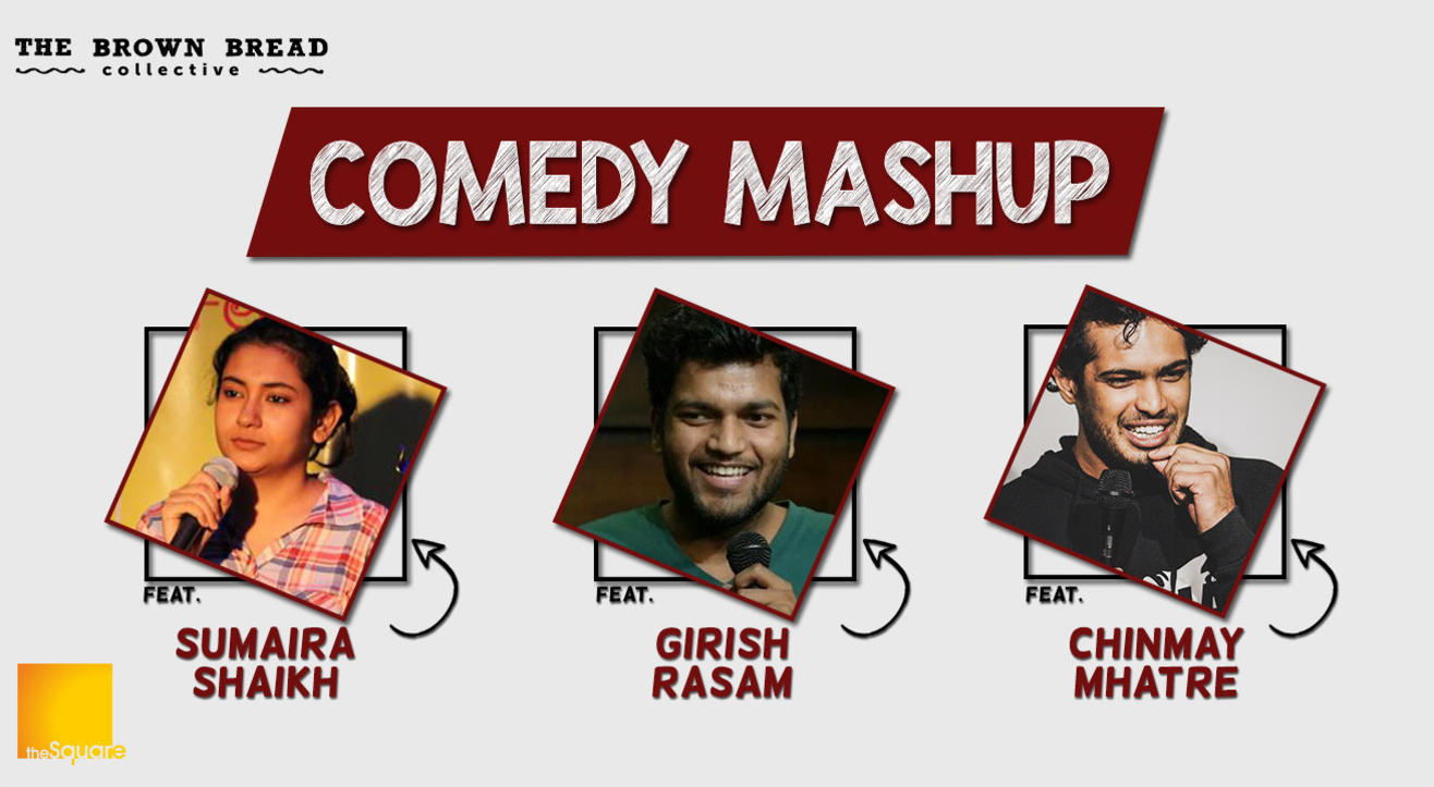 Comedy Mashup ft.Sumaira, Girish and Chinmay