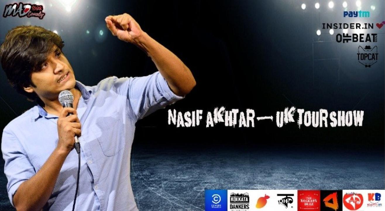 Nasif Akhtar - UK Tour Show!