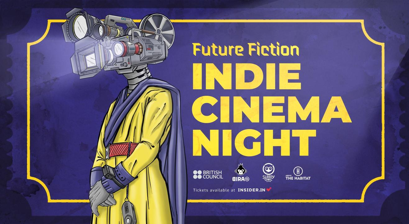 Future Fiction Presents Indie Cinema Night