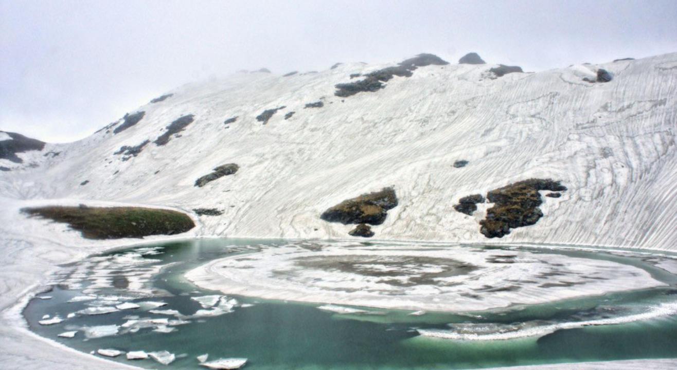 Bhrigu Lake | Kailashrath Treks