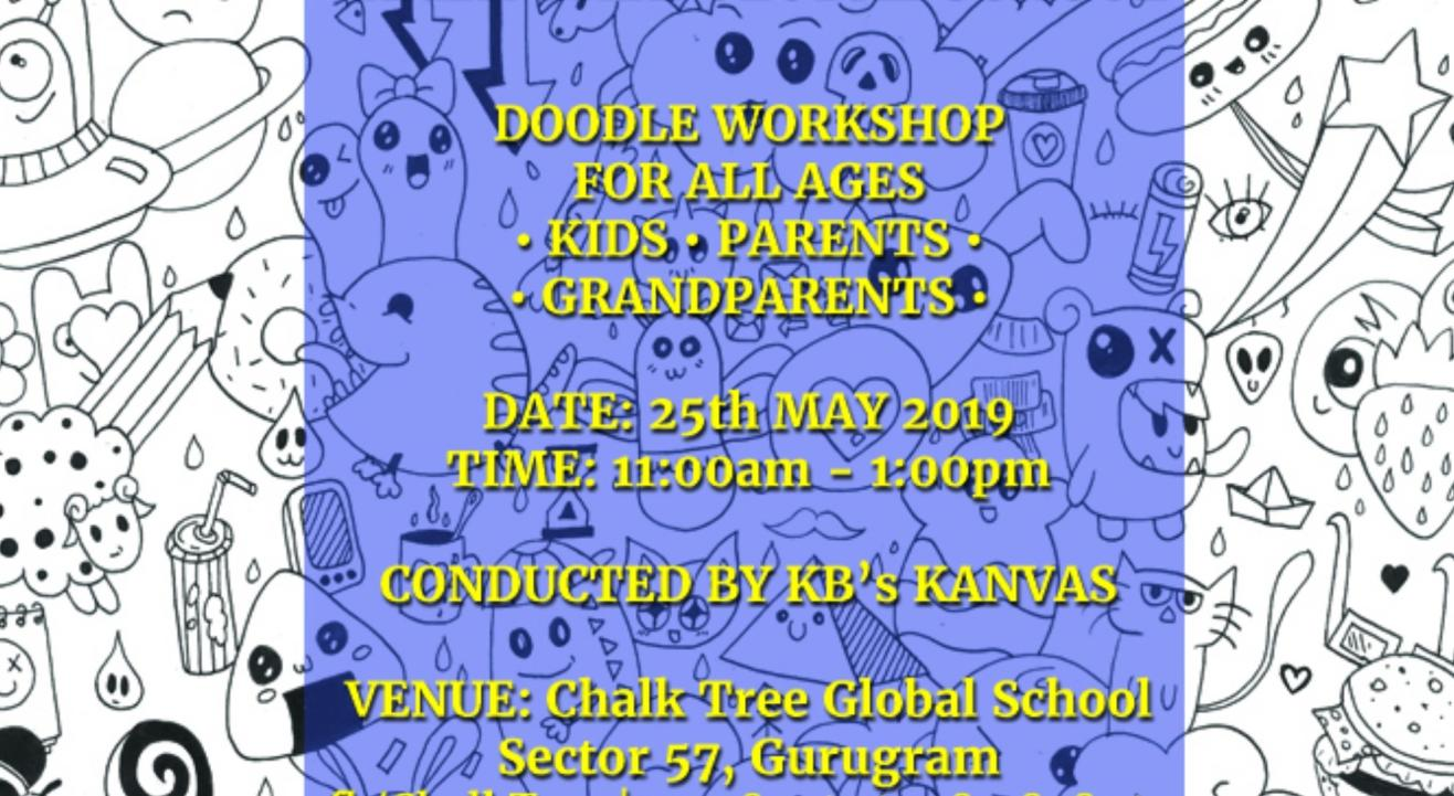 Doodling Workshop for all