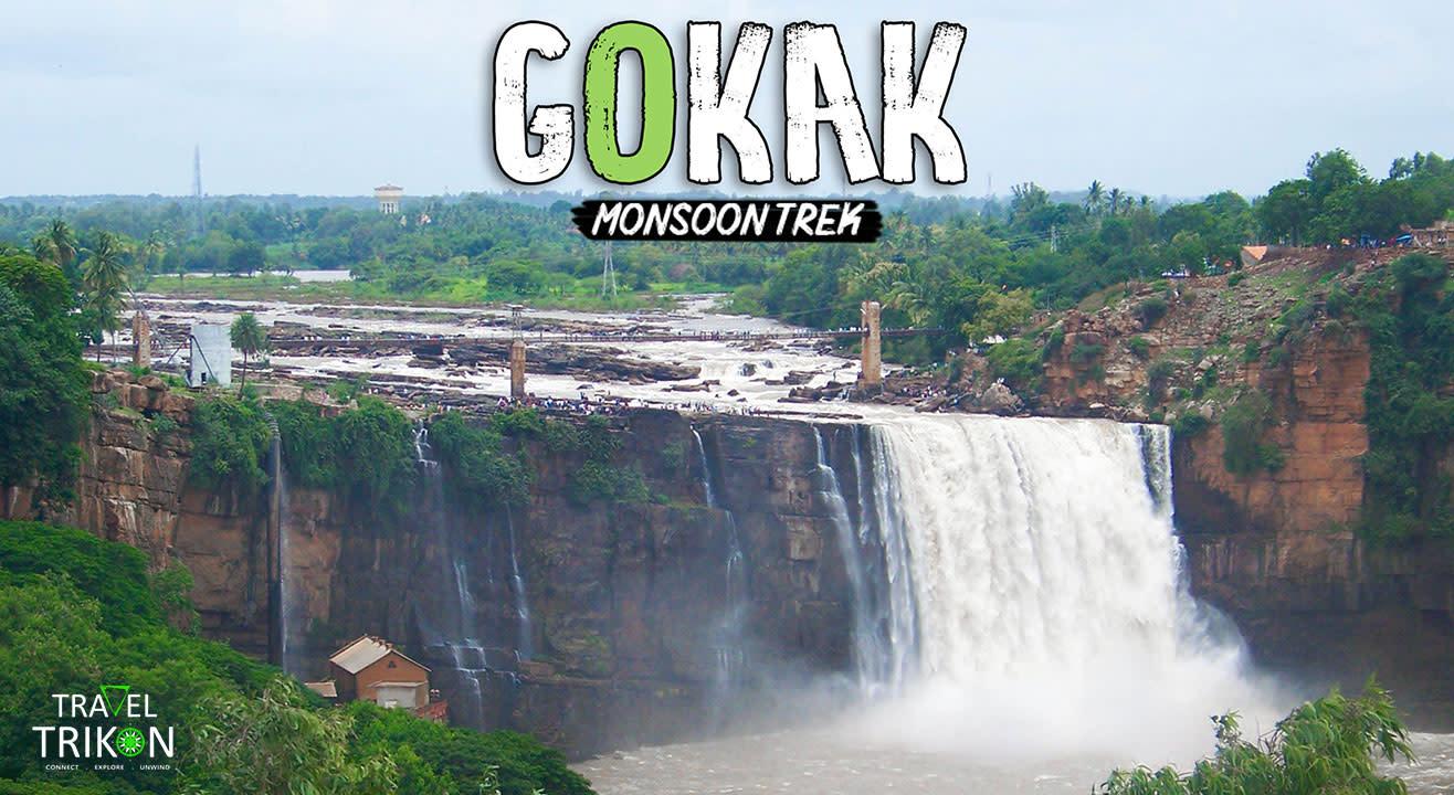 Gokak Waterfalls   Travel Trikon