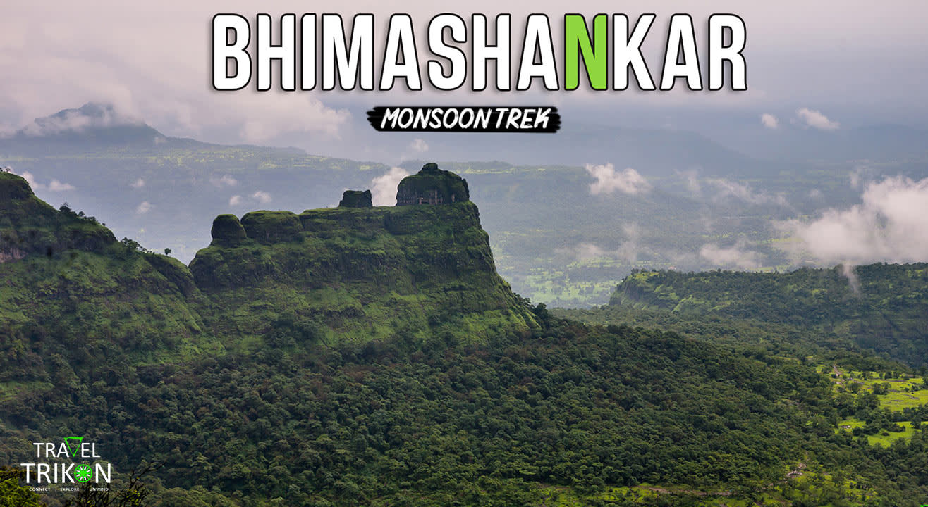 Bhimashankar Monsoon Trek | Travel Trikon