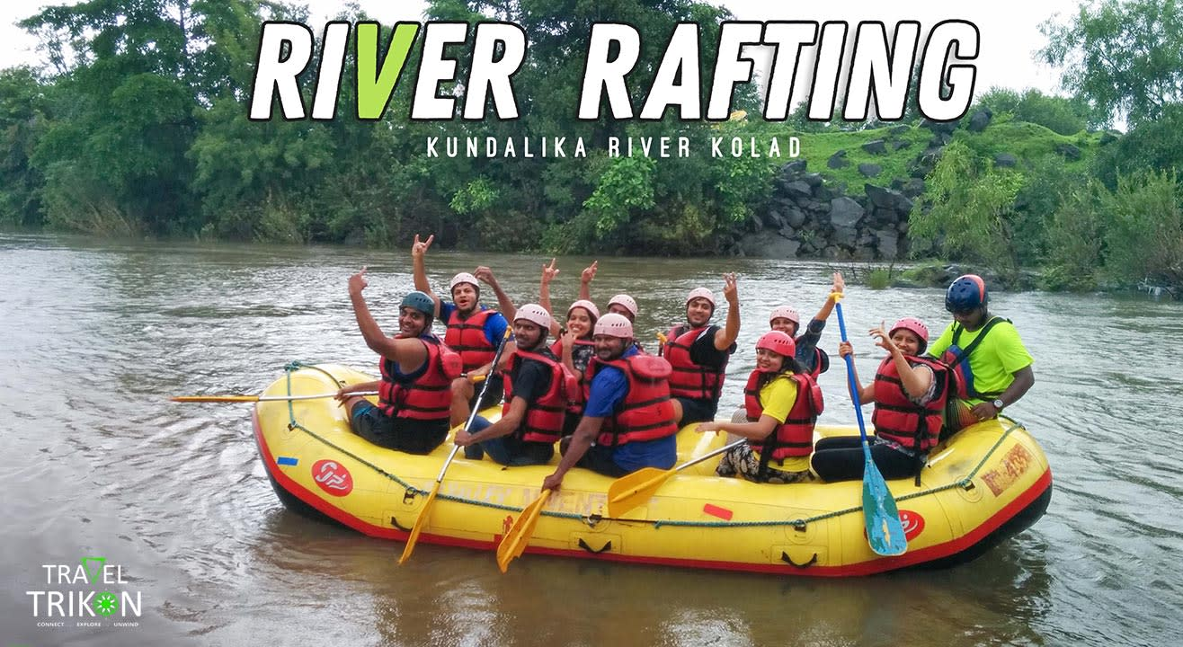 Kolad River Rafting | Travel Trikon