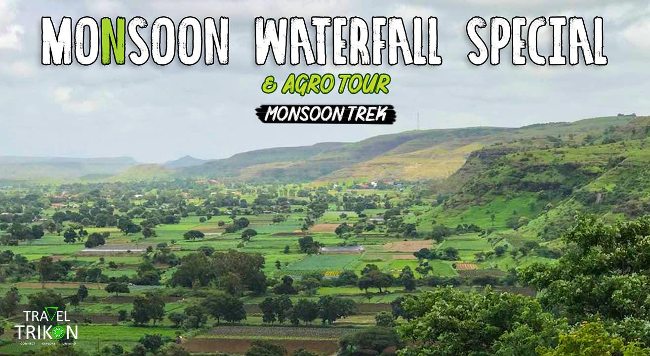 Monsoon Waterfalls Special & Agro Tour | Travel Trikon