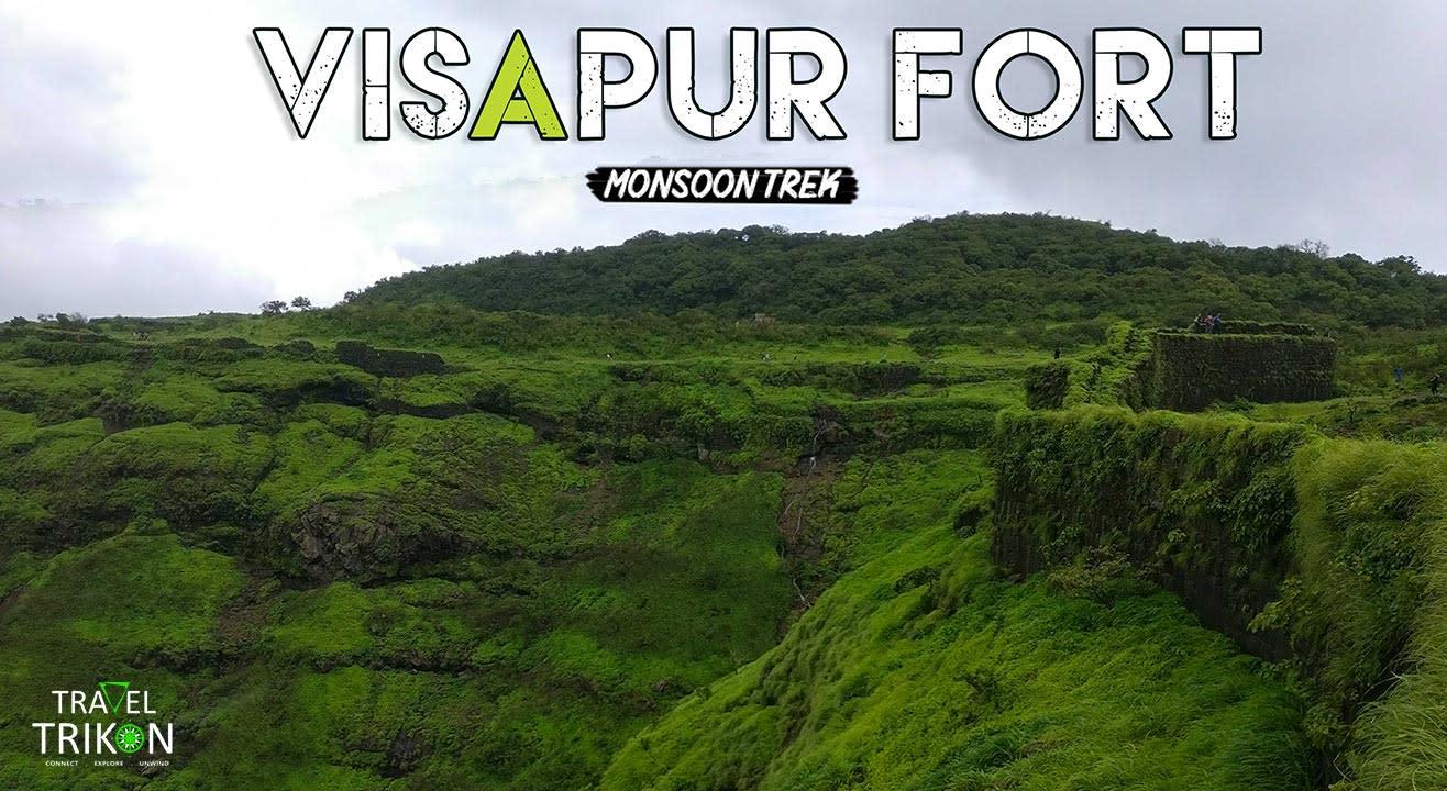 Visapur Monsoon Trek | Travel Trikon