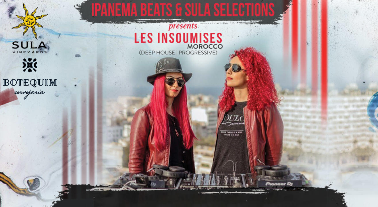 Ipanema Beats presents Les Insoumises (MOROCCO)