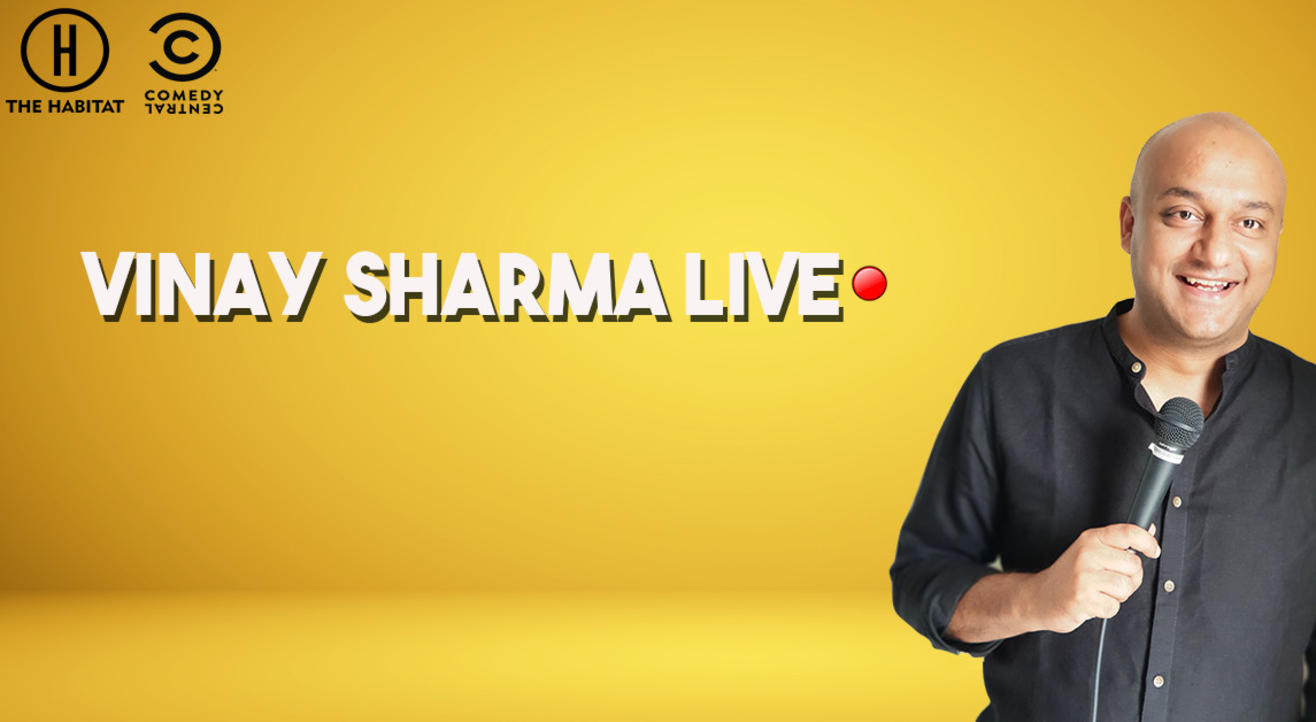 Vinay Sharma Live