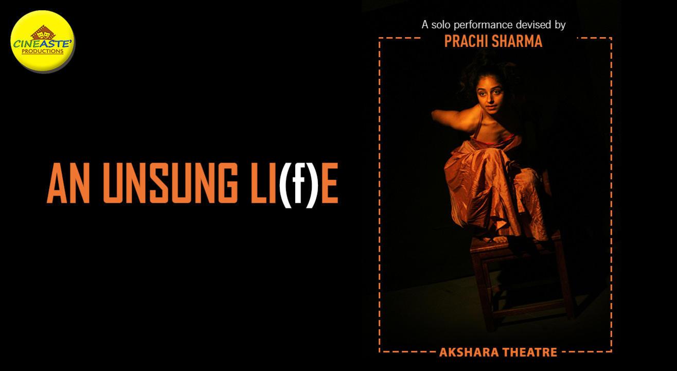 An Unsung Life Designed by Prachi Sharma