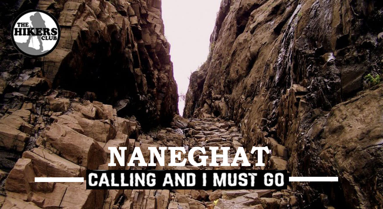 Monsoon trek to the Ancient Naneghat | The Hiker's Club