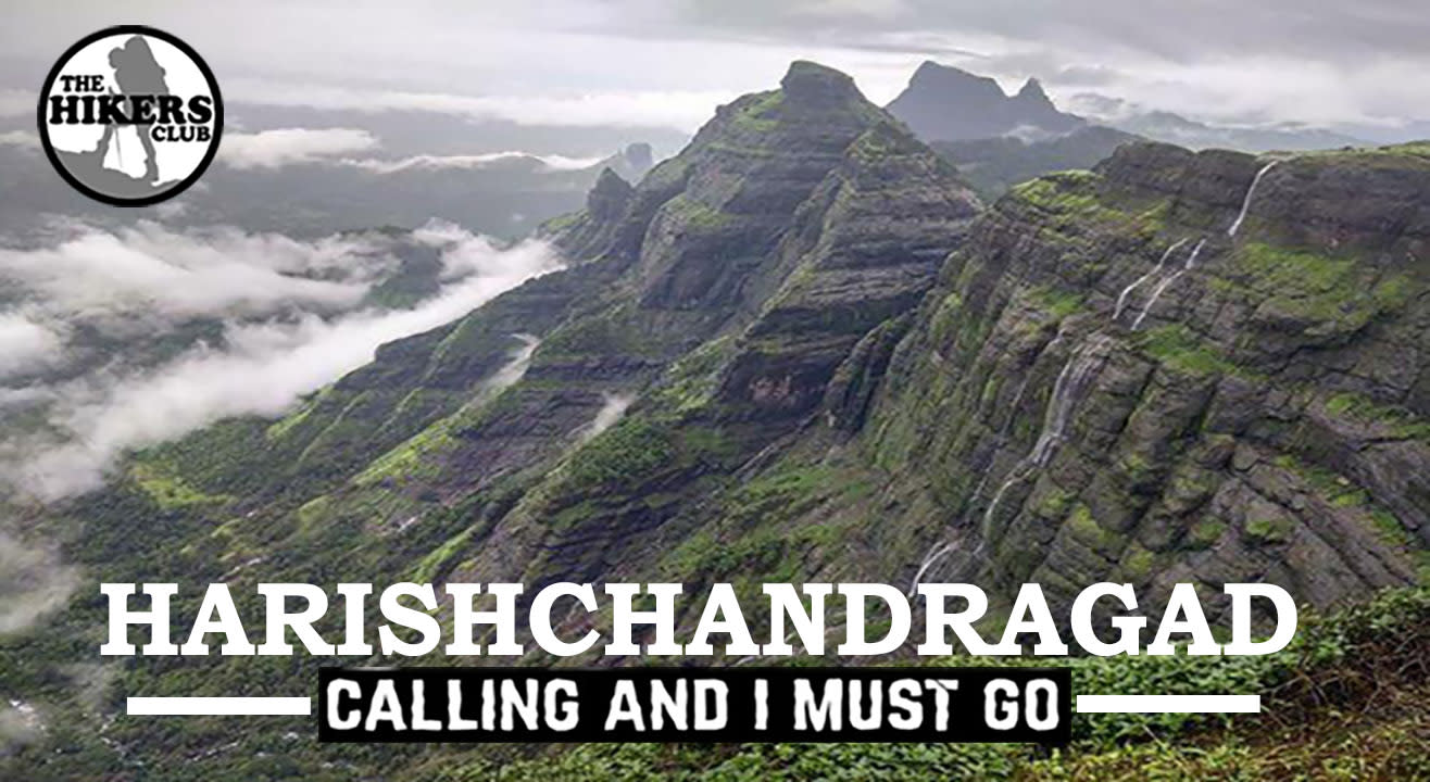 Monsoon Trek to Mighty Harishchandragad | The Hiker's Club
