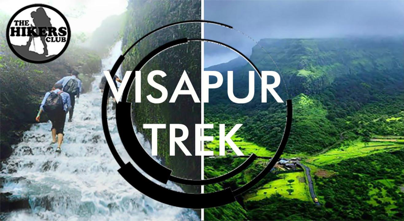 Visapur Trek via Patan Waterfall Stairs