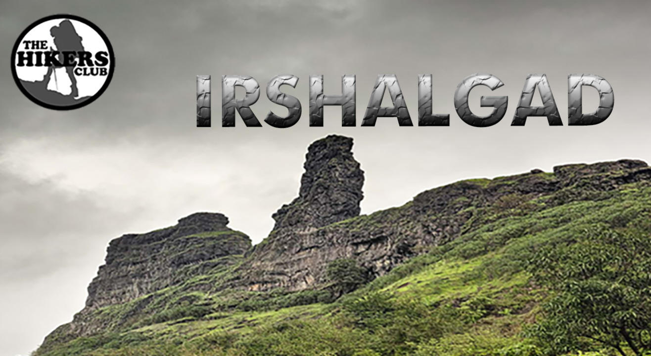 Monsoon Trek to Irshalgad
